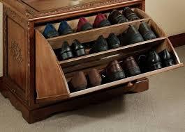 Contoh Desain Rak Sepatu Modern 2015