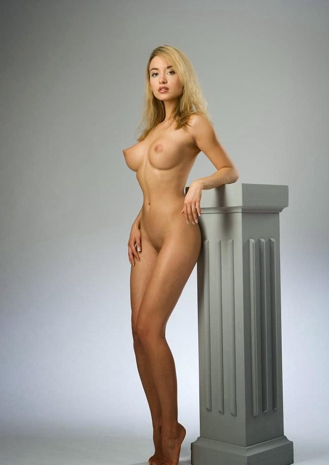 жена стройная голая фото