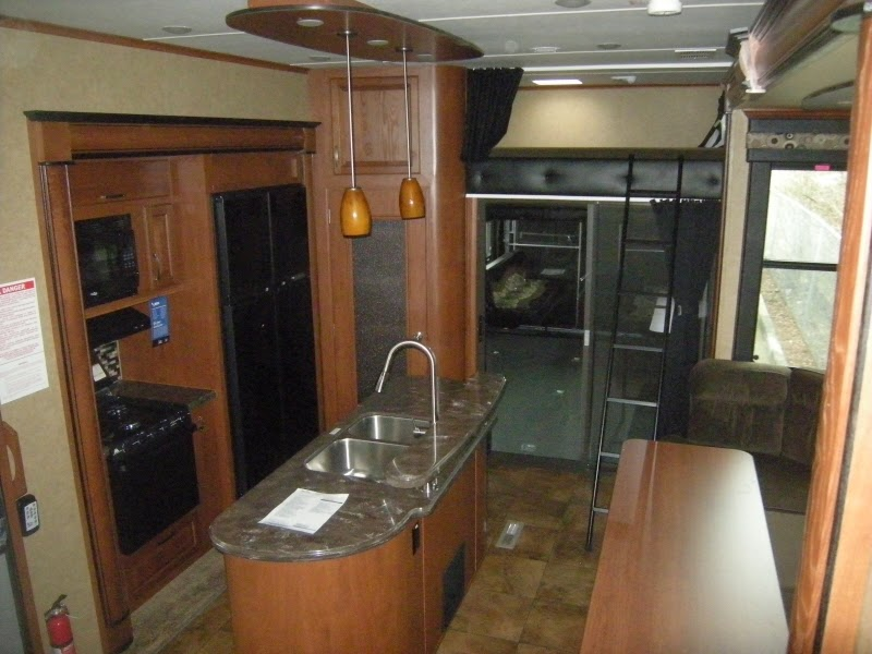Nw Rventure The 2013 Jayco Seismic 3914