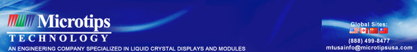 Microtipsusa - specialized in liquid crystal display and modules