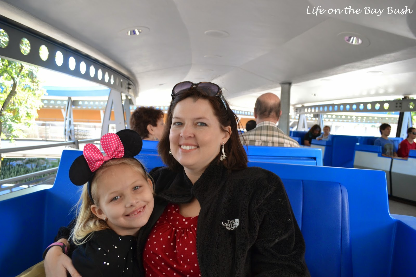 Disney's magic Kingdom - People Mover