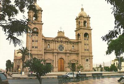 Catedral de la Ciudad de Tacna