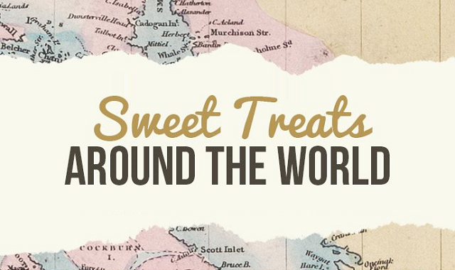 Sweet Treats Around the World