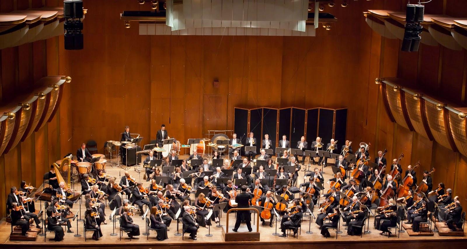 La Orquesta Filarmónica de Nueva York