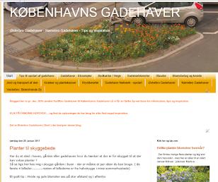 Besøg bloggen Østerbro Gadehaver