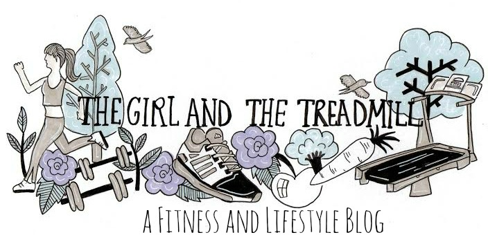 The Girl and The Treadmill
