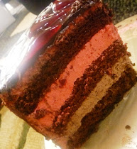 VERRY BERRY MOUSSE CAKE