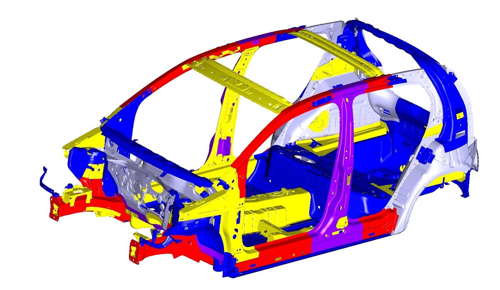 Volkswagen up! - segurança ao impacto