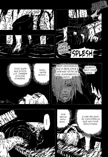 Naruto Capítulo 606 Mangá Leitura Online