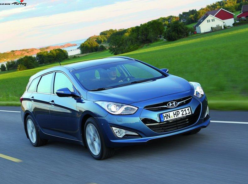 auto blog: 2011-2012 hyundai i40 wagon details and video