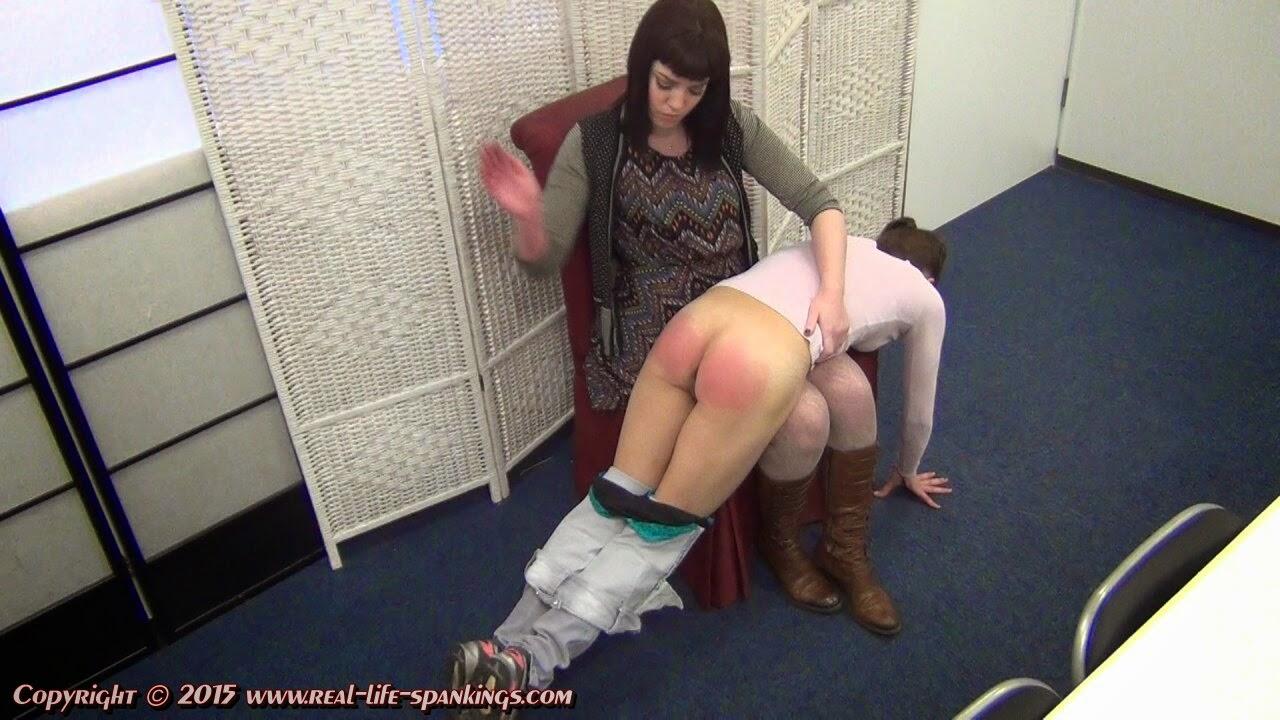spank the mon