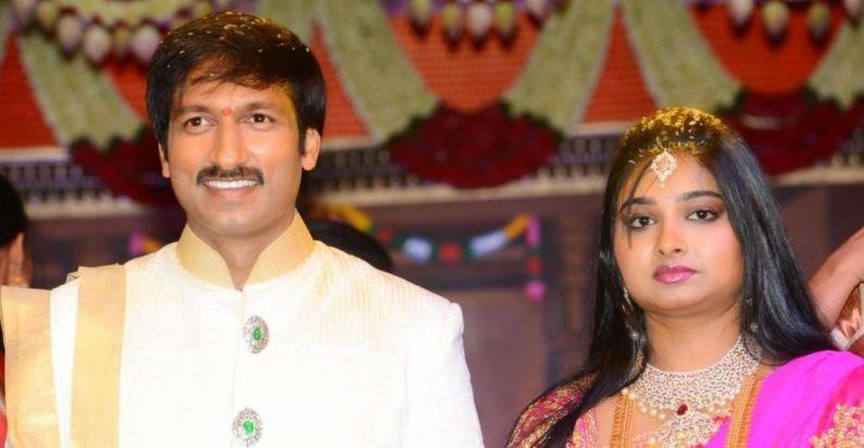 Gopichand Marriage Photos Wedding Pics Stills Reshma Telugu