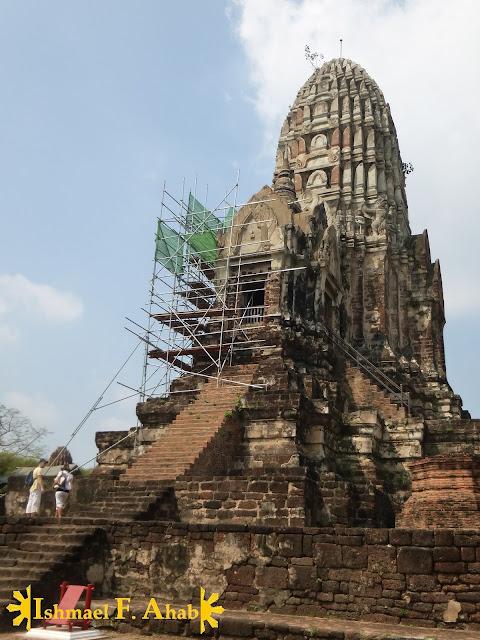Wat Ratchaburana, Ayutthaya Historical Park, Thailand