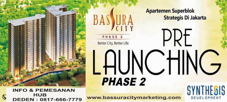 BASSURA CITY, SITUS MARKETING RESMI INFO PRICELIST , PEMESANAN DAN PROMO Hub DEDEN 0817.666.7779