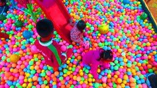 Mainan Anak ❤ Swimming Bath Ball ❤ Mandi Bola
