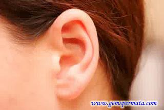 Bahan ini aman untuk bersihkan telinga