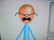 I then made a mii that looked like another of The Downloaded Miis The .