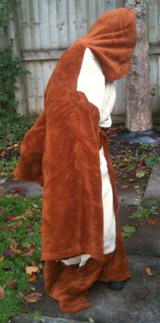 Find me a gift Jedi dressing gown
