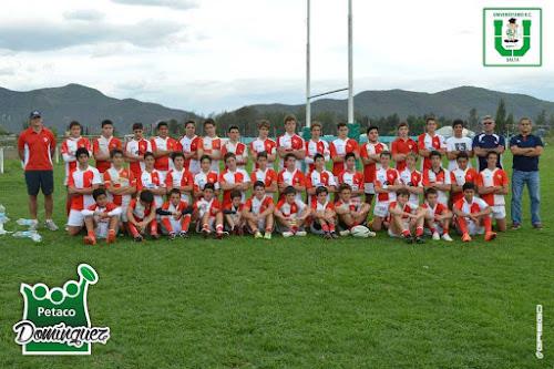 1er Encuentro de rugby infantil Petaco Domínguez