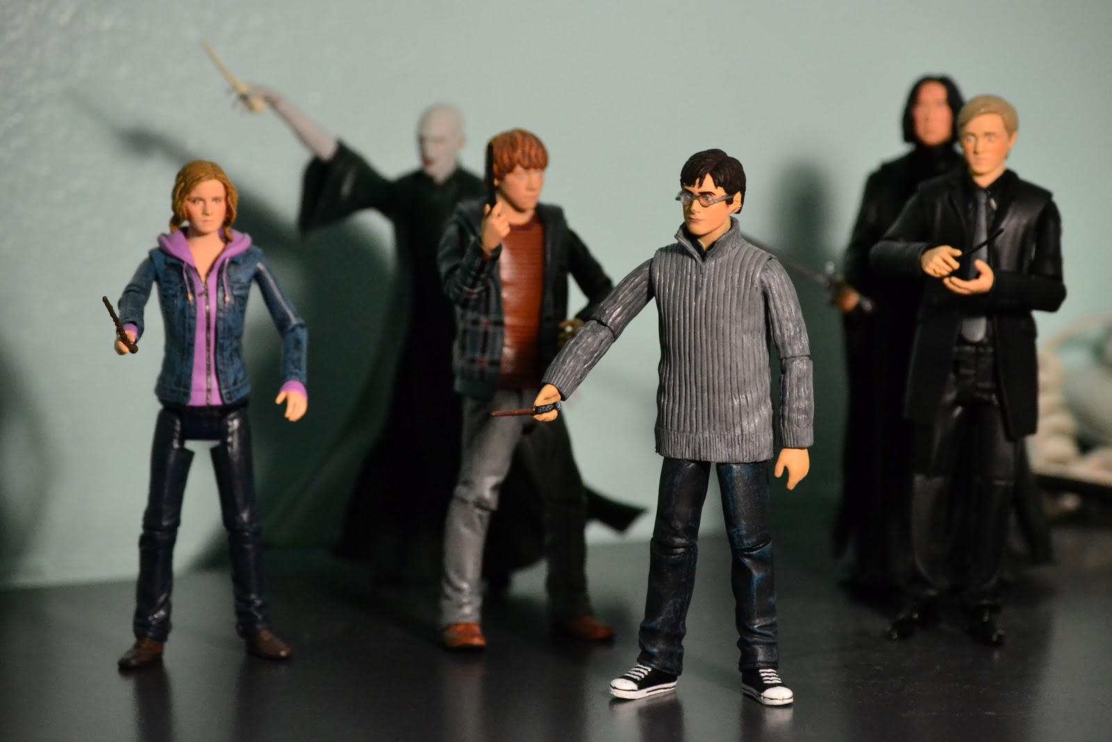 Harry Potter Toys : Totally toys harry potter and the deathly hallows figure