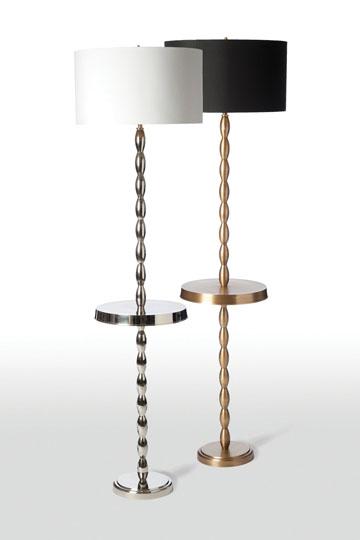 Side Table Floor Lamp Table Design Ideas