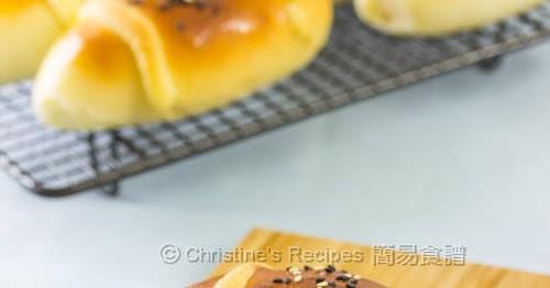 雞尾包 【湯種法】 Tangzhong Cocktail Buns