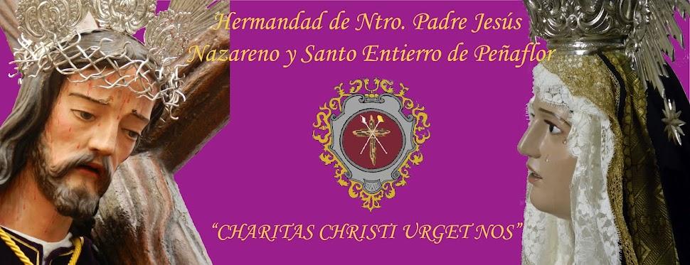 Hermandad de Ntro Padre Jesús Nazareno y Sto Entierro Semana - Santa de Peñaflor