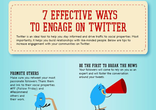 7 Effective Ways to Engage on Twitter