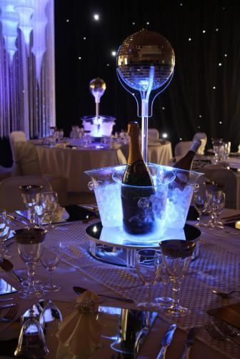 Stunning Centrepieces From Table Art That Put The WOW Into A Wedding Ruby Design