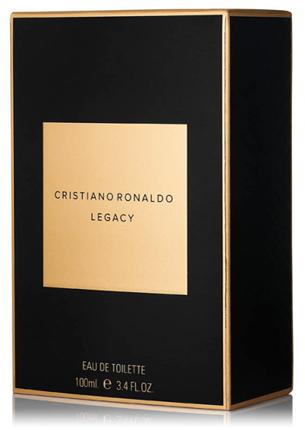 Cristiano Ronaldo Legacy fragancia eau de toilette