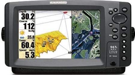 3d view picture: 3d fish finder, Fish Finder