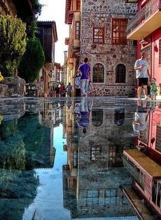 The Stone Mirror (Topkapı Palace) Istanbul, Turkey