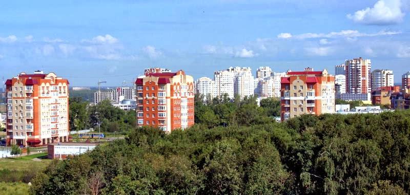 Разработка экспериментальных проектов жилых районов