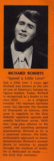 Jimmy Durante /  Andrea Crouch / Bobby Goldsboro / Richard Roberts
