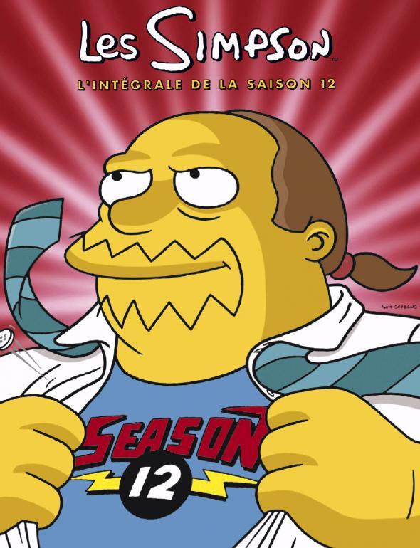 Les simpson saison 12 series tv - Les simpsontv ...