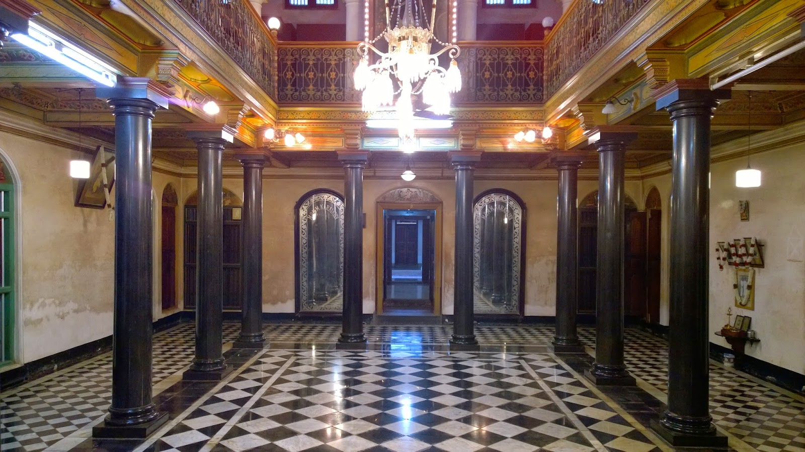 A Day and a Night in - Chettinad | Explore the world through a ...