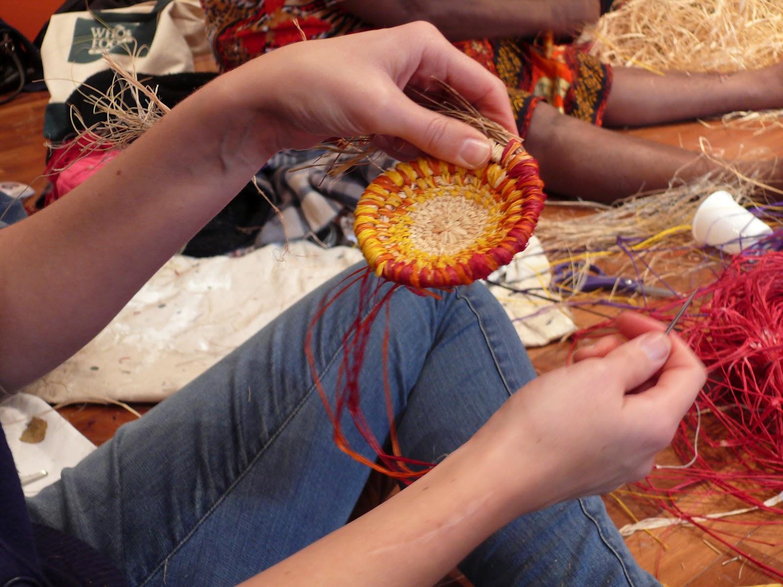 Basket Weaving Adelaide : Jam packed jamfactory studios galleries s