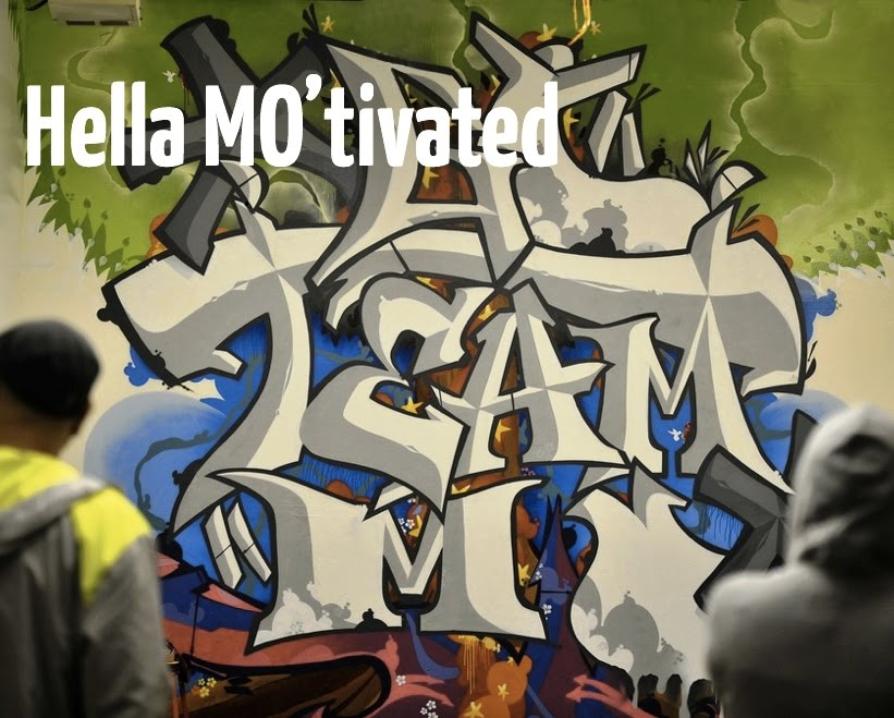 Hella MO&#39;tivated