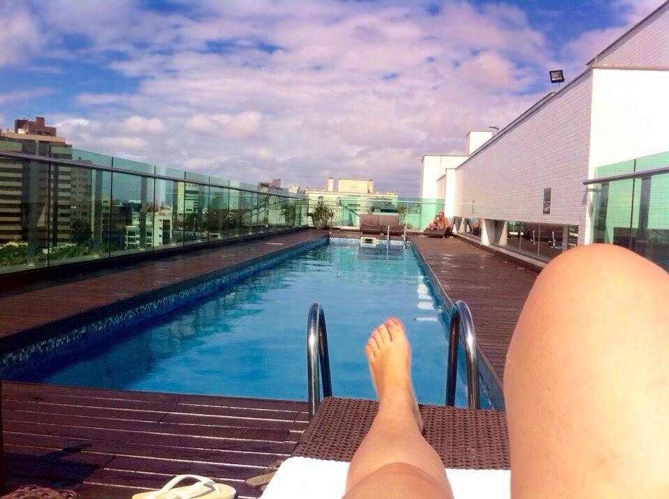 image - Hotel super recomendado! Laghetto Viverone Moinhos - Porto Alegre/RS