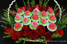 Cupcakes Bouquet Fresh Flower