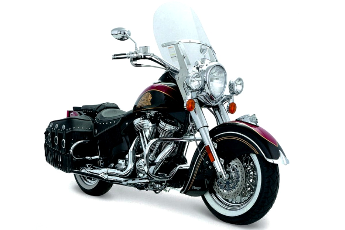 Indian Chief Vintage Final Edition