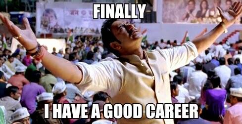 Bollywood Meme, Funny, Ajay Devgan, Satyagraha