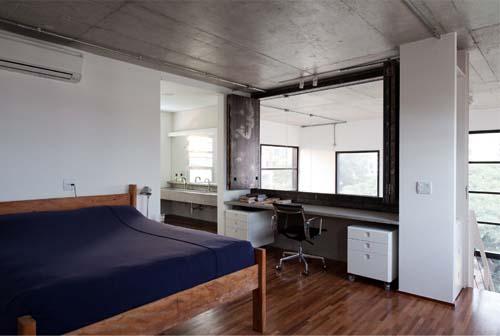 Vedo o non vedo arredamento facile - Studio in camera da letto ...