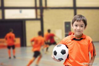 Futsal e as fases de desenvolvimento motor no esporte