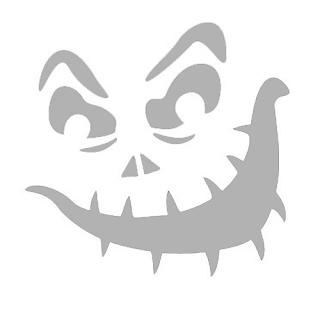 трафарет-призрак