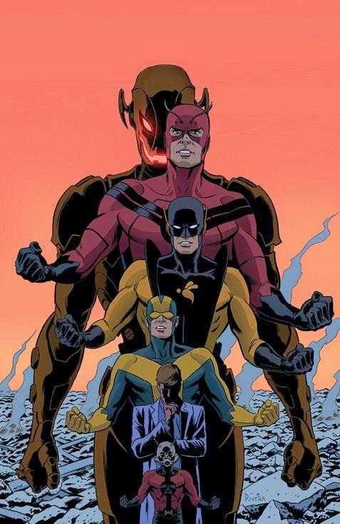Hank Pym the Marvel hero