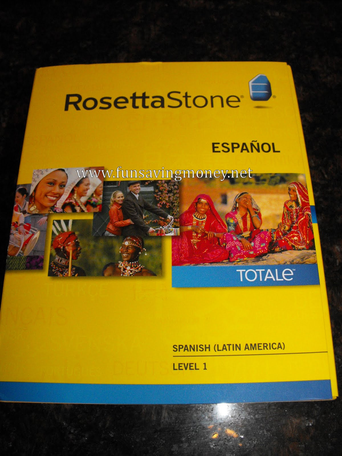 Learn Spanish quickly with Rosetta Stone! Review - Mom Luck Rosetta Stone Totale