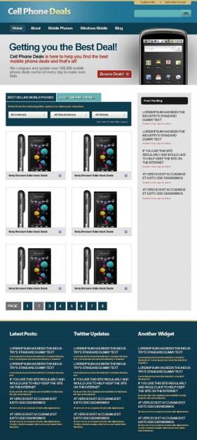 web design psd psd template website psd webpage template mobile
