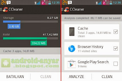 Download Aplikasi CCleaner .APK