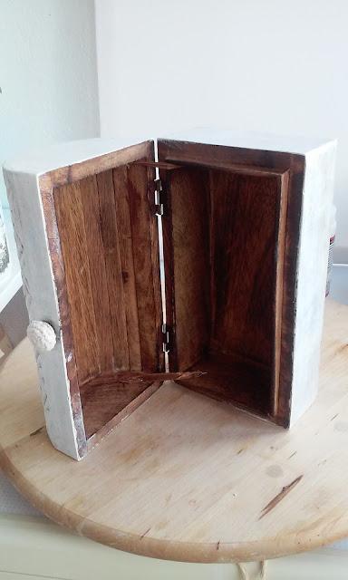 caixinha de madeira / cajita de madera